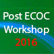 Post ECOC Workshop 2016
